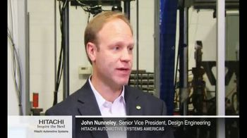 Hitachi TV Spot, 'Automotive Industry' - Thumbnail 4