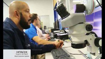 Hitachi TV Spot, 'Automotive Industry' - Thumbnail 5