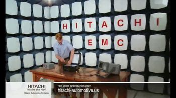 Hitachi TV Spot, 'Automotive Industry' - Thumbnail 6