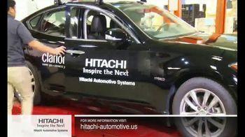 Hitachi TV Spot, 'Automotive Industry' - Thumbnail 7