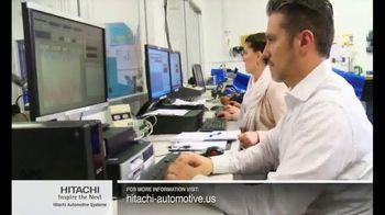 Hitachi TV Spot, 'Automotive Industry' - Thumbnail 8