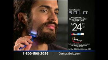 MicroTouch Solo TV Spot, 'Afeitadora inteligente' [Spanish] - Thumbnail 10
