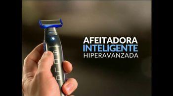 MicroTouch Solo TV Spot, 'Afeitadora inteligente' [Spanish] - Thumbnail 3
