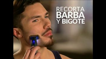 MicroTouch Solo TV Spot, 'Afeitadora inteligente' [Spanish] - Thumbnail 5
