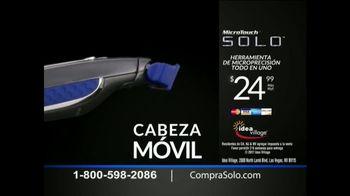 MicroTouch Solo TV Spot, 'Afeitadora inteligente' [Spanish] - Thumbnail 8