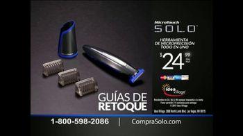 MicroTouch Solo TV Spot, 'Afeitadora inteligente' [Spanish] - Thumbnail 9