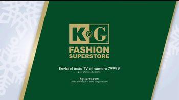 K&G Fashion Superstore Evento Fiesta TV Spot, 'Trajes y chalecos' [Spanish] - Thumbnail 5
