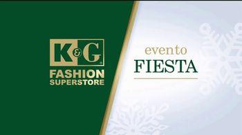 K&G Fashion Superstore Evento Fiesta TV Spot, 'Trajes y chalecos' [Spanish] - Thumbnail 1