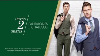 K&G Fashion Superstore Evento Fiesta TV Spot, 'Trajes y chalecos' [Spanish] - Thumbnail 3