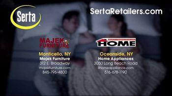 Serta iComfort TV Spot, 'Wrap up in Comfort' - Thumbnail 9