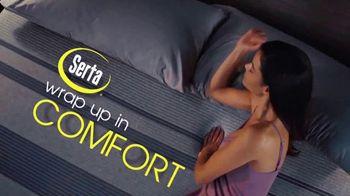 Serta iComfort TV Spot, 'Wrap up in Comfort' - Thumbnail 2