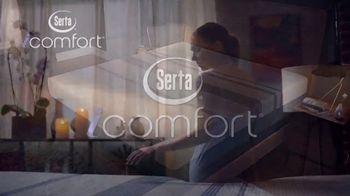 Serta iComfort TV Spot, 'Wrap up in Comfort' - Thumbnail 4