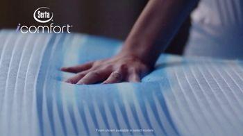 Serta iComfort TV Spot, 'Wrap up in Comfort' - Thumbnail 5