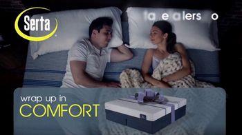 Serta iComfort TV Spot, 'Wrap up in Comfort' - Thumbnail 6