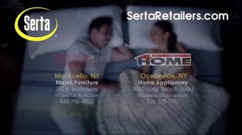 Serta iComfort TV Spot, 'Wrap up in Comfort' - Thumbnail 7