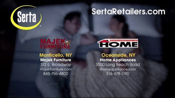 Serta iComfort TV Spot, 'Wrap up in Comfort' - Thumbnail 8