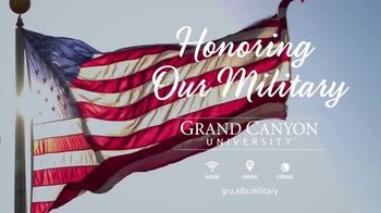 Grand Canyon University TV Spot, 'Serving the Military Community' - Thumbnail 10