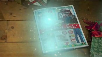 Bass Pro Shops Christmas Sale TV Spot, 'Bath Wraps, Flannel & Spin Combo' - Thumbnail 4