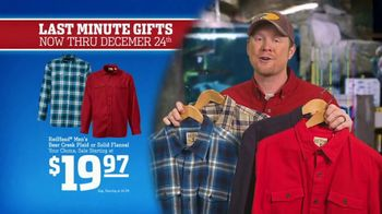 Bass Pro Shops Christmas Sale TV Spot, 'Bath Wraps, Flannel & Spin Combo' - Thumbnail 6