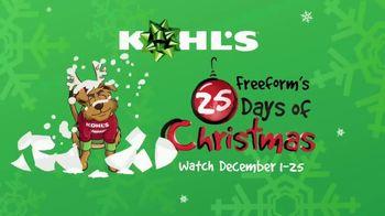 Kohl's TV Spot, 'Freeform: Buddy the Elf' - Thumbnail 7