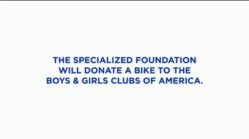 Specialized Foundation TV Spot, 'Tear Into the Holidays' - Thumbnail 3