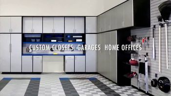 Closets by Design TV Spot, 'Organize Your Home' - Thumbnail 3