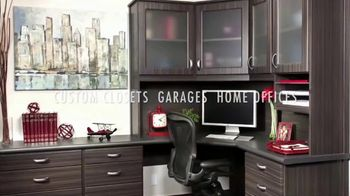 Closets by Design TV Spot, 'Organize Your Home' - Thumbnail 4