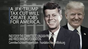 Committee to Unleash Prosperity TV Spot, 'Kennedy Tax Cut' - Thumbnail 7