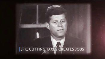 Committee to Unleash Prosperity TV Spot, 'Kennedy Tax Cut' - Thumbnail 4