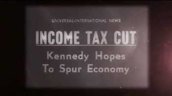 Committee to Unleash Prosperity TV Spot, 'Kennedy Tax Cut' - 3 commercial airings
