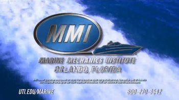 Marine Mechanics Institute TV Spot, 'Marine Technician Program' - Thumbnail 7
