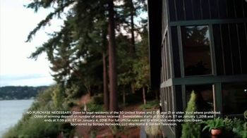 2018 HGTV Dream Away With $20K Sweepstakes TV Spot, 'Dream Home' - Thumbnail 1