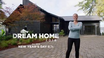 2018 HGTV Dream Away With $20K Sweepstakes TV Spot, 'Dream Home' - Thumbnail 5