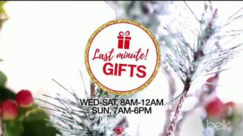 Belk Last Minute Gift Sale TV Spot, 'Four Day Doorbusters' - Thumbnail 10