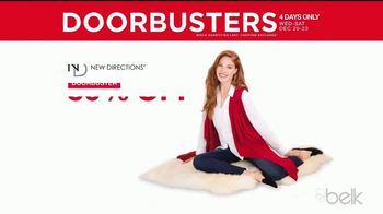 Belk Last Minute Gift Sale TV Spot, 'Four Day Doorbusters' - Thumbnail 5