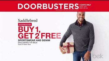 Belk Last Minute Gift Sale TV Spot, 'Four Day Doorbusters' - Thumbnail 6