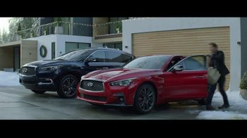 Infiniti Start Your Own Legacy Winter Event TV Spot, 'Errands: 2018 Q50' [T2] - Thumbnail 1