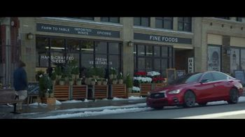 Infiniti Start Your Own Legacy Winter Event TV Spot, 'Errands: 2018 Q50' [T2] - Thumbnail 3