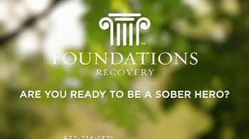 Foundations Recovery Network TV Spot, 'Sober Hero' - Thumbnail 10