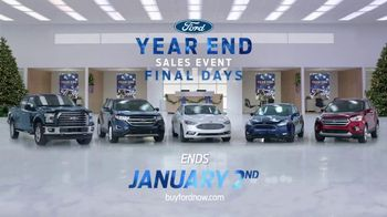 Ford Year End Sales Event TV Spot, 'Coming to an End' [T2] - Thumbnail 8