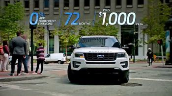 Ford Year End Sales Event TV Spot, 'Coming to an End' [T2] - Thumbnail 2