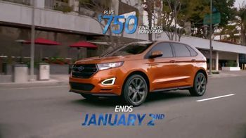 Ford Year End Sales Event TV Spot, 'Coming to an End' [T2] - Thumbnail 4