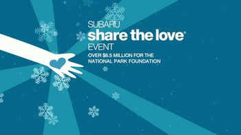 Subaru Share the Love Event TV Spot, 'National Park Foundation: Victoria' [T1] - Thumbnail 7
