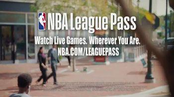NBA League Pass TV Spot, 'I Like to Watch' - Thumbnail 9