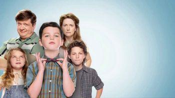 CBS All Access TV Spot, 'Young Sheldon' - Thumbnail 1
