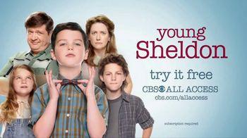 CBS All Access TV Spot, 'Young Sheldon' - Thumbnail 10