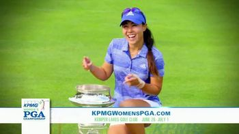 2018 KPMG Women's PGA Championship TV Spot, 'Kemper Lakes Golf Club'