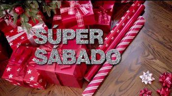 Macy's Súper Sábado TV Spot, 'Regalos de último minuto' [Spanish] - Thumbnail 3