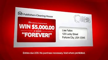 Publishers Clearing House TV Spot, 'Legacy A' - Thumbnail 9