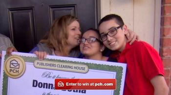 Publishers Clearing House TV Spot, 'Never Worry' - Thumbnail 2